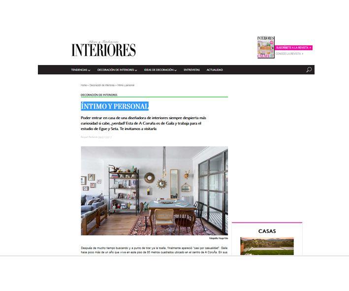 revista interiores Gaila's home